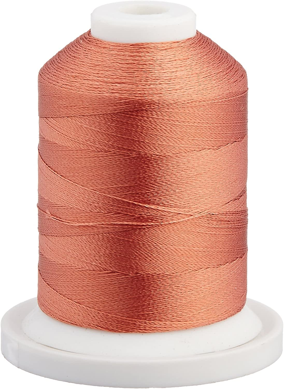 1100-Yard Robison-Anton Rayon Super Strength Thread Pro-Red