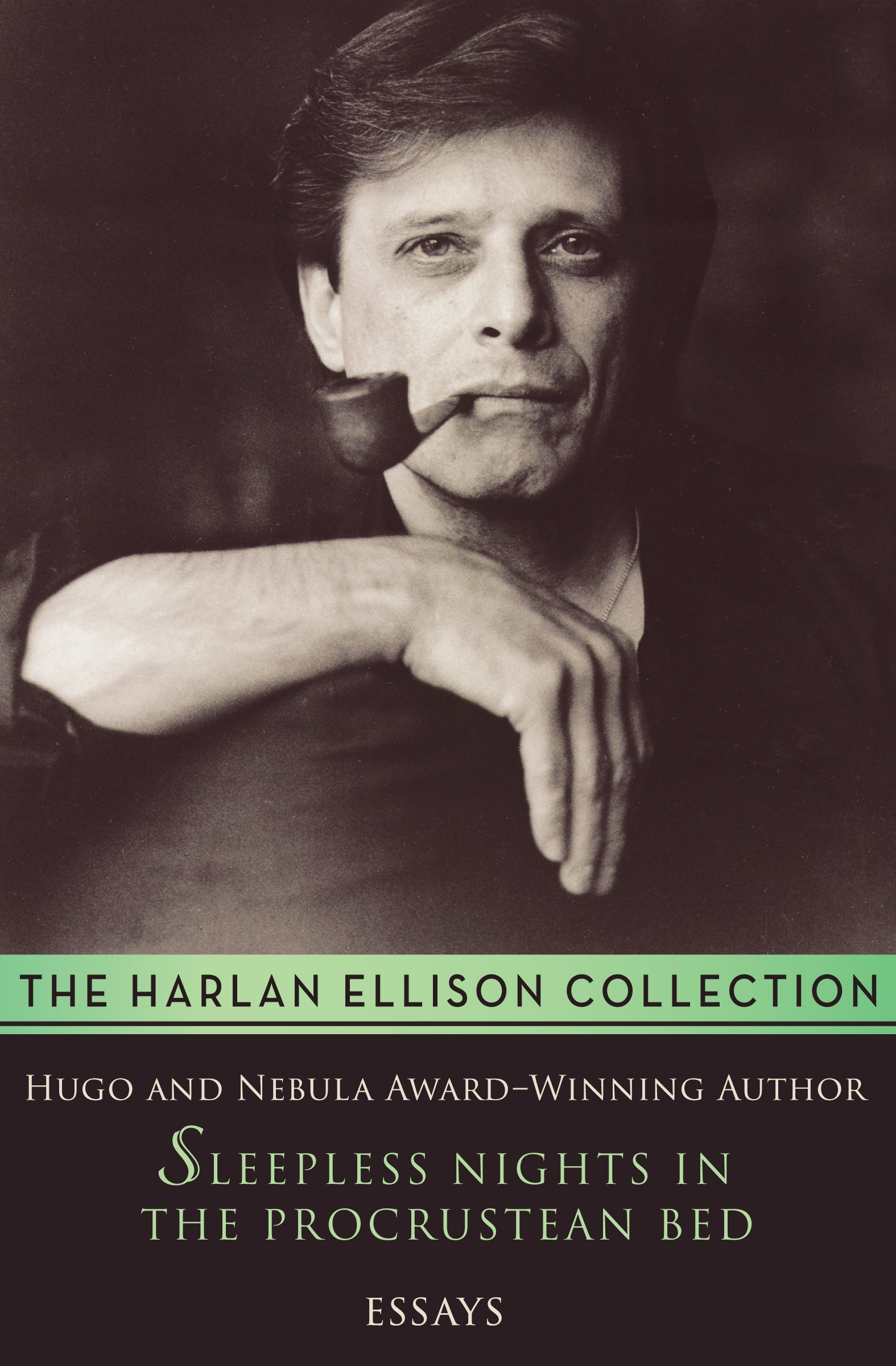 Sleepless Nights in the Procrustean Bed: Essays (Harlan Ellison Collection) PDF