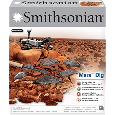 Smithsonian Science Activities Mars Dig: Toys & Games