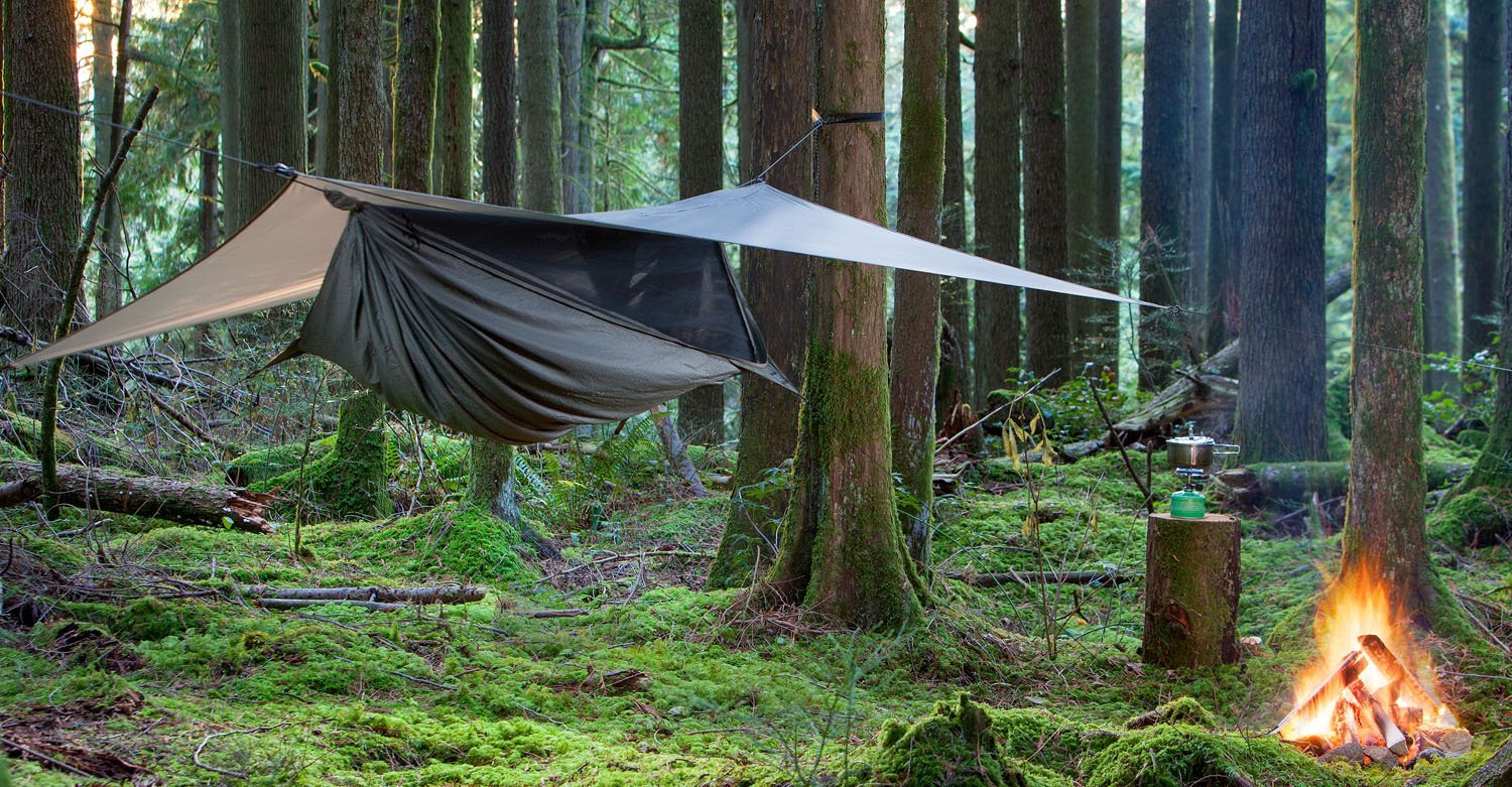 Hennessy Hammock – Cub Zip – Our Smallest Camping Hammock for Kids