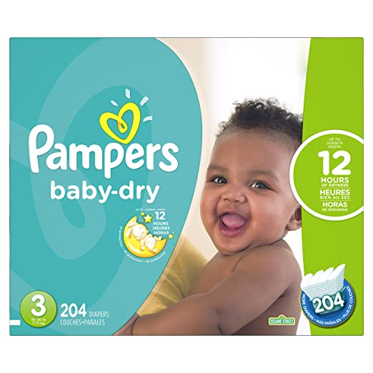 Pampers Baby Dry Diapers Review