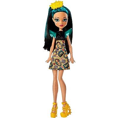 Monster High Cleo De Nile Doll: Toys & Games [5Bkhe1405238]