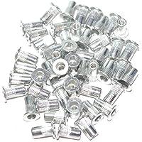 A-RM3 Surtido de tuercas remachables M3 aluminium 50