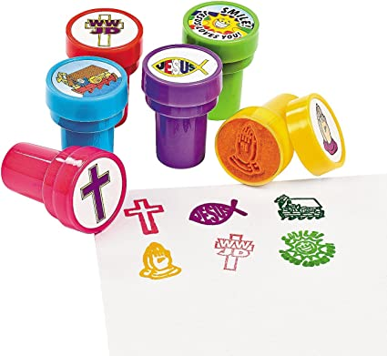 Religious Stampers Assortment