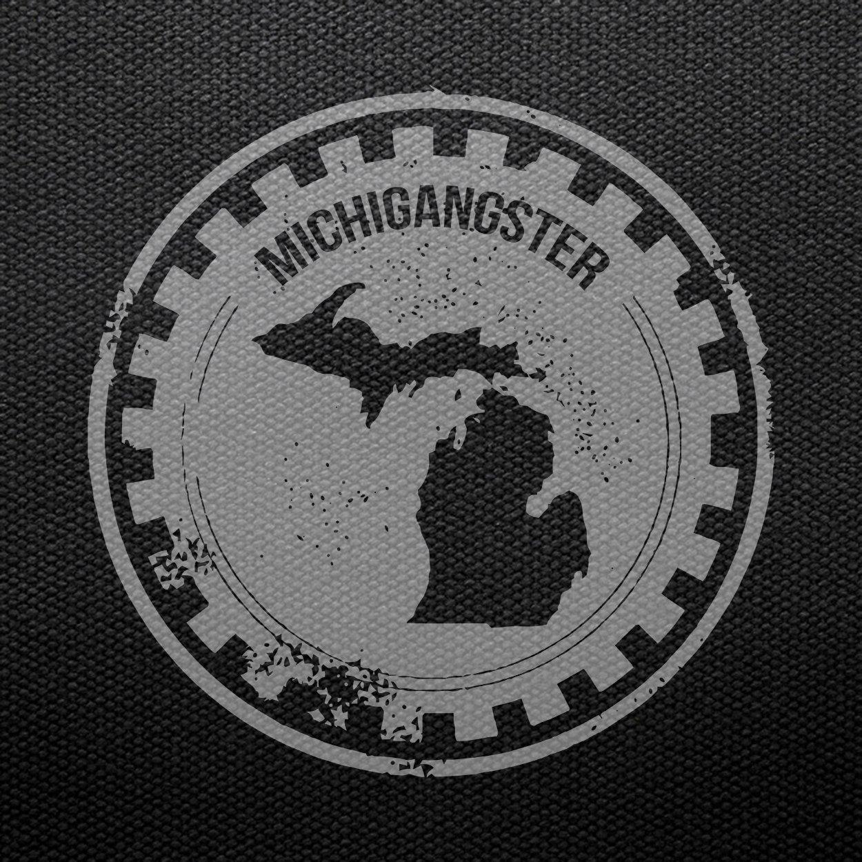 MI Home State Motor City P Tank Top Teechopchop Detroit Michigan Michigangster