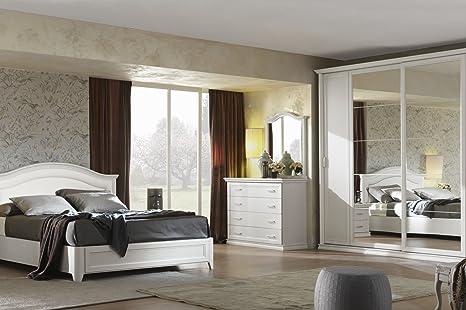 Nuovarredo Camera da letto classica Demetra: Amazon.it: Casa e cucina