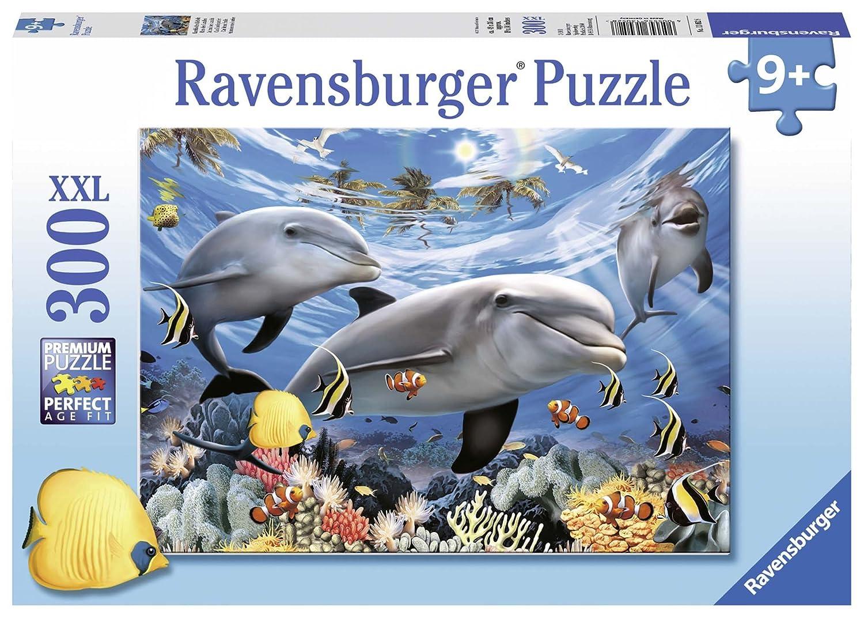 Ravensburger Caribbean Smile Jigsaw Puzzle 300 Piece