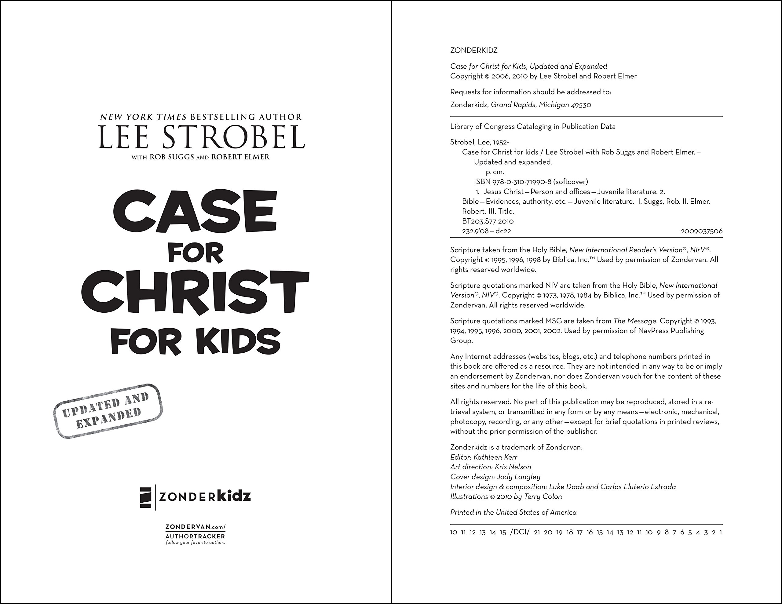 case for christ for kids case for series for kids lee