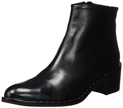 Bianco Damen Dot Boot Stiefel, Schwarz (Black), 37 EU