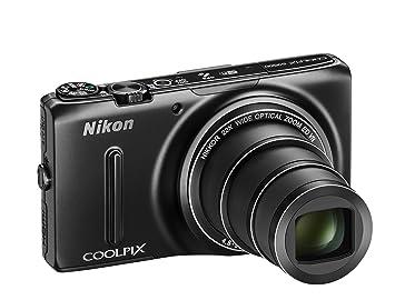Nikon Coolpix S9500 - Cámara compacta de 18.1 Mp (pantalla de 3 quot  535ce28353d