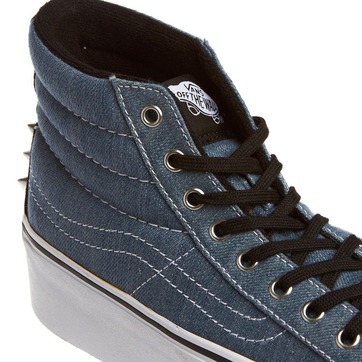 vans zapatillas abotinadas u sk8-hi platform