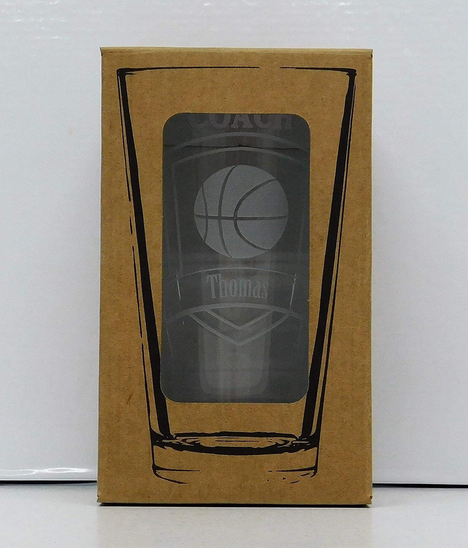 Basketball Coach Award Basketball Coach Glass and Coaster Gift Set Basketball Coach Personalized basketball Coach Gift Basketball Coach Gift