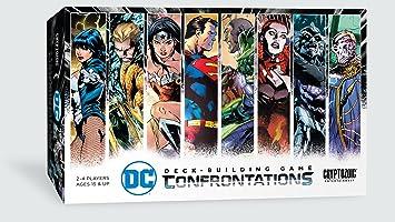 Cryptozoic Entertainment CRY02196 DC Comics - Juego de Mesa (confrontaciones), Multicolor: Amazon.es: Juguetes y juegos