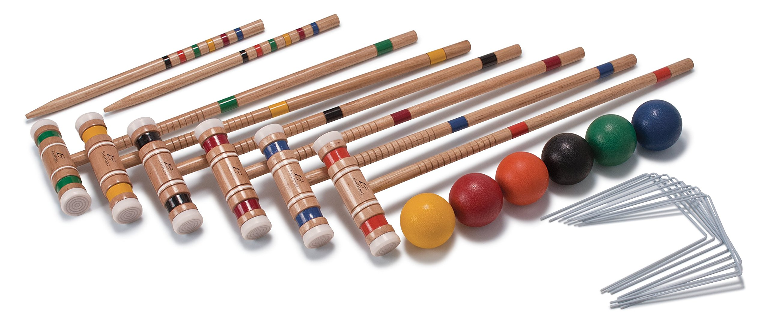 EastPoint Sports 6-Player Croquet Set with Caddy by EastPoint Sports (Image #3)