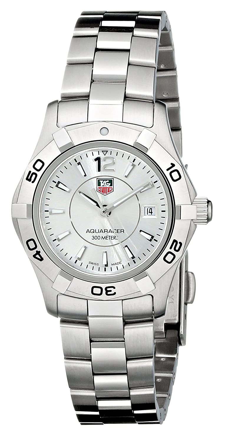 Tag heuer womens watch waf1412 ba0823 for Tag heuer women