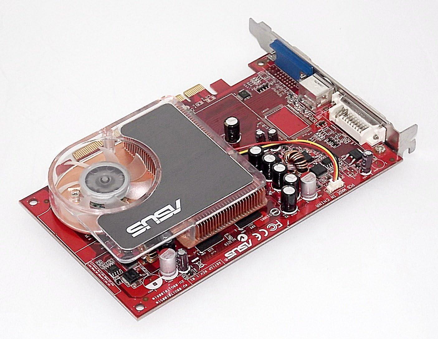 ASUS EAX1650PRO Gamer Edition//HTD//256M//A RADEON X1650PRO 256MB PCI-E x16 DVI HDTV Video Card