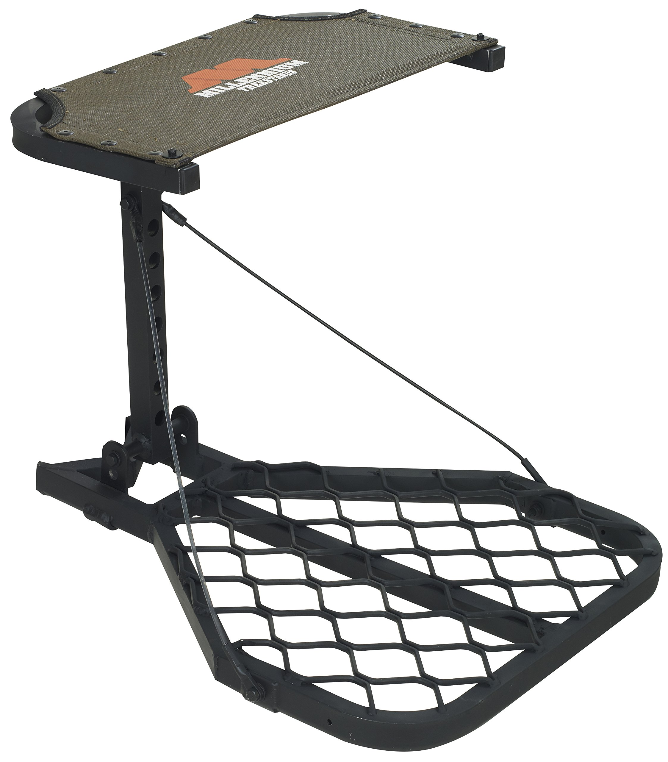 Millennium Treestands M7 Microlite Hang-On Tree Stand (Includes SafeLink Safety Line) by Millennium Treestands (Image #1)