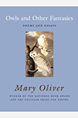 Owls and Other Fantasies: Poems and Essays Kindle Edition