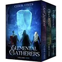Elemental Gatherers Volume 1: A Portal Cultivation Fantasy Saga (Elemental Gatherers Collection) (English Edition)