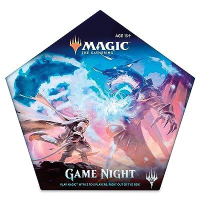 Magic The Gathering MTG-GNT-EN Game Night, Multi: Juguetes y juegos