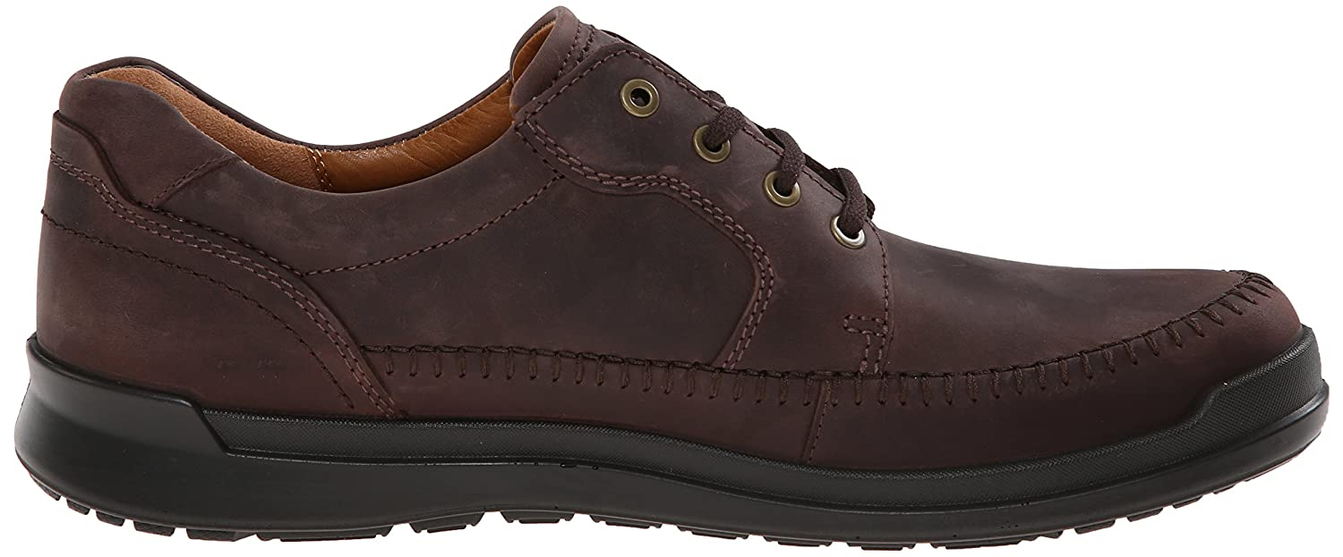 ECCO Mens Howell Mocc-Toe Oxford