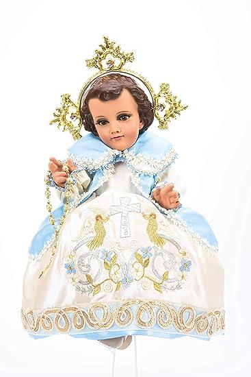 2020 Baby Jesus Outfit, Fe y Trabajo. Traje Niño Dios (15cm)