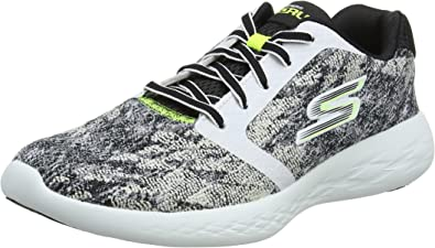 Skechers Performance Go Run 600-Nite Owl V.2 2017, Zapatillas Deportivas para Interior para Mujer: Amazon.es: Zapatos y complementos