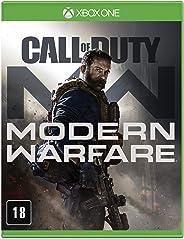 Call Of Duty Modern Warfare - Edição Padrão - Xbox One