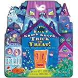 Knock Knock, Trick or Treat!: A Spooky Halloween Lift-the-Flap Book