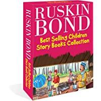Ruskin Bond - Best Selling Children Story Books Collection (Set of 4 Books)