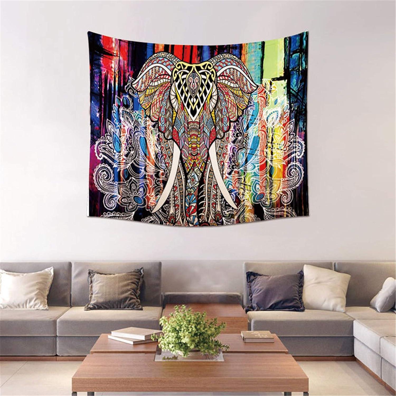 JUNDY Decor Tapestry Tapiz de Pared Coloridos tapices Hippie ...