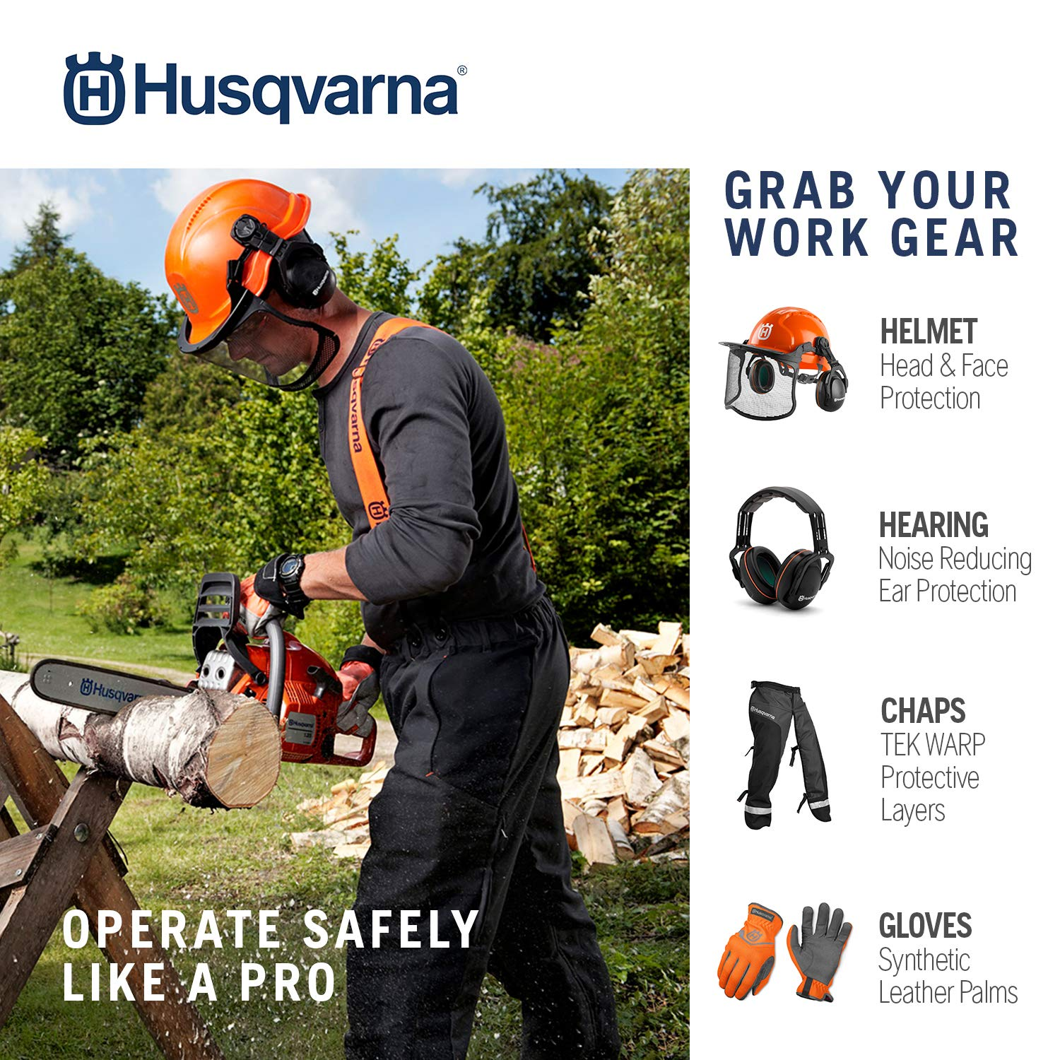 Husqvarna 460 Rancher Chainsaws product image 12