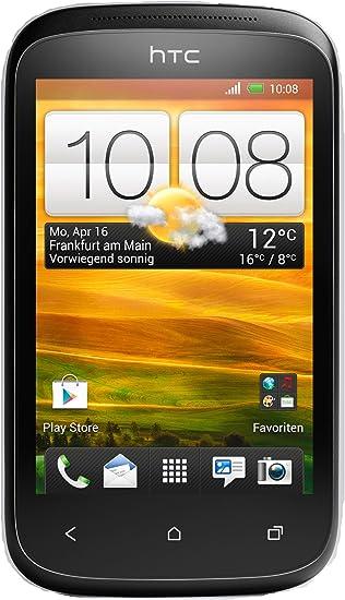 HTC Desire C - Smartphone libre (8,9 cm/3,5