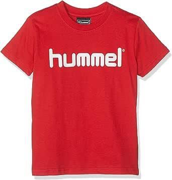 hummel Hmlgo Kids Cotton Logo Camisetas, Bebé-Niños