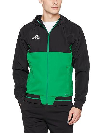 claro y distintivo comprar bonito diseño adidas Tiro 17 Presentation Jacket Chaqueta, Hombre