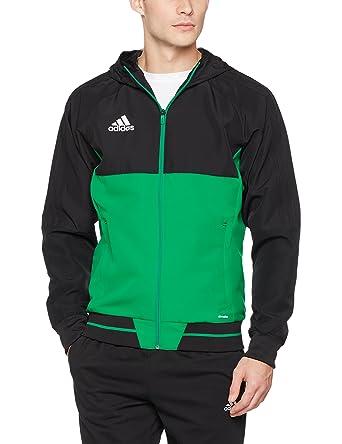 531e44e52 adidas Tiro 17 Presentation Jacket Chaqueta, Hombre: Amazon.es: Ropa y  accesorios