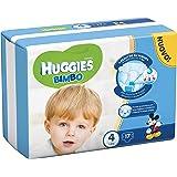 Huggies - Bimbo - Pañales - Talla 4 (7-18 kg) - 17