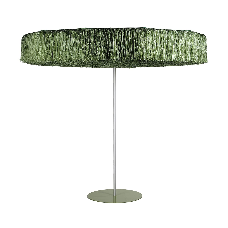 Frou Frou Sonnenschirm grün ø 250 cm, h 260 cm
