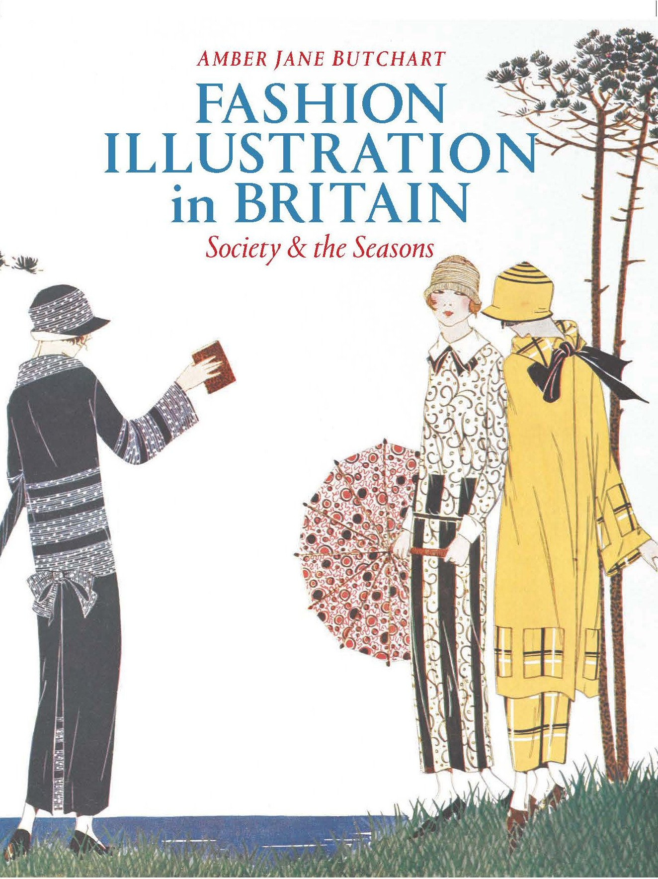 Fashion Illustration in Britain: Society & the Seasons