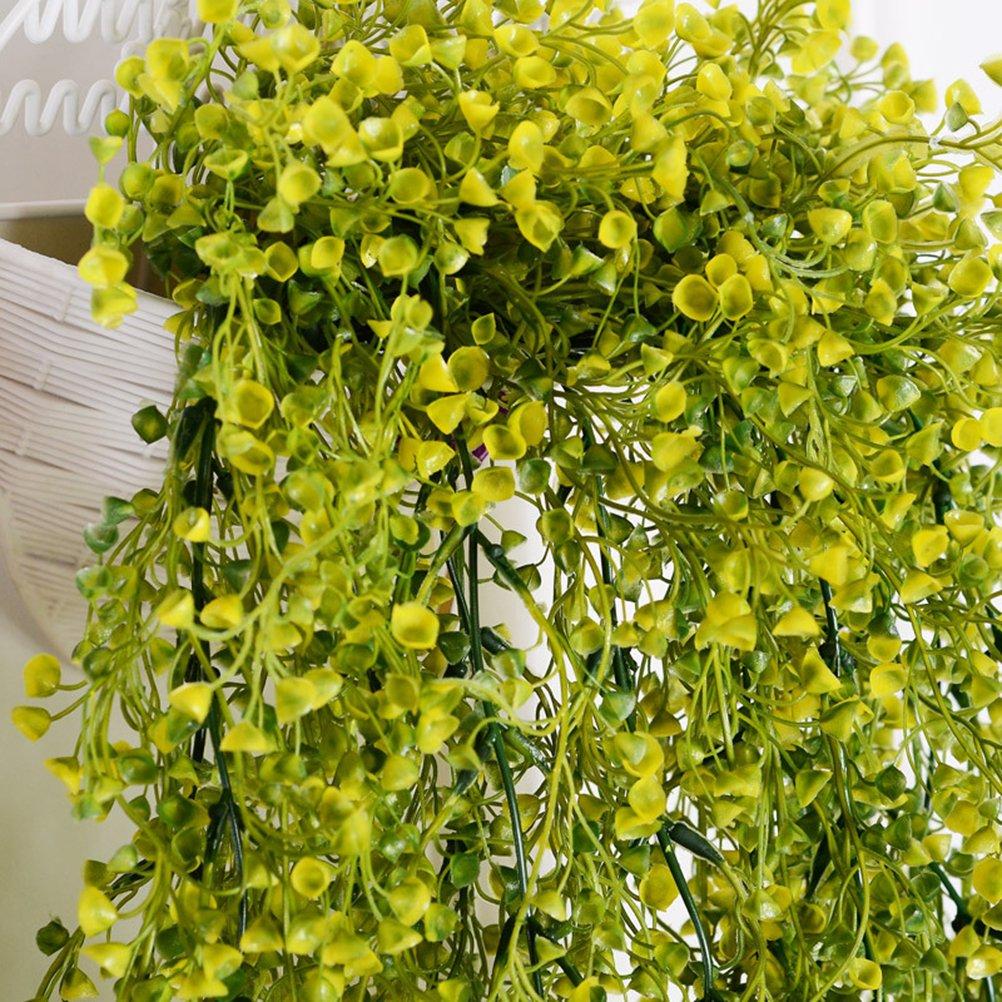 Vorcool Hangend Kunstliche Pflanzen Kunstpflanze 85cm Kunstliche