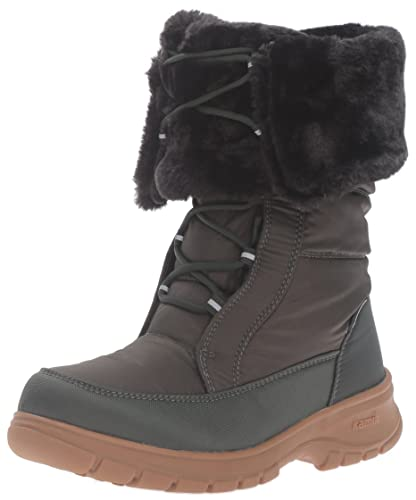 Kamik Women's Seattle2 Snow Boot, Khaki, ...