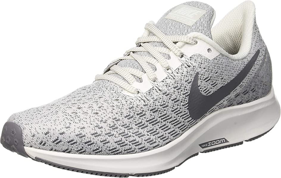 best sneakers f91a0 04d59 Nike - Air Zoom Pegasus 35 - Chaussures - Femme - Gris (Phantom Gunsmoke