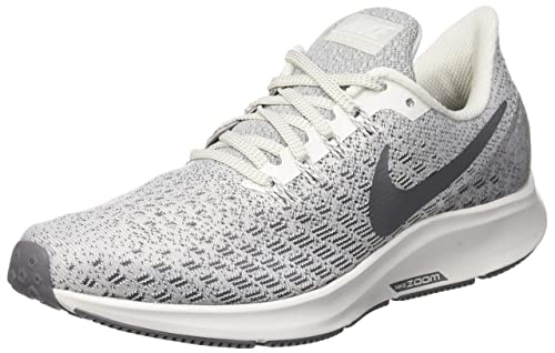 00a79ab4c3 Nike Women's WMNS Air Zoom Pegasus 35 Running Shoes, Grey (Phantom/Gunsmoke/