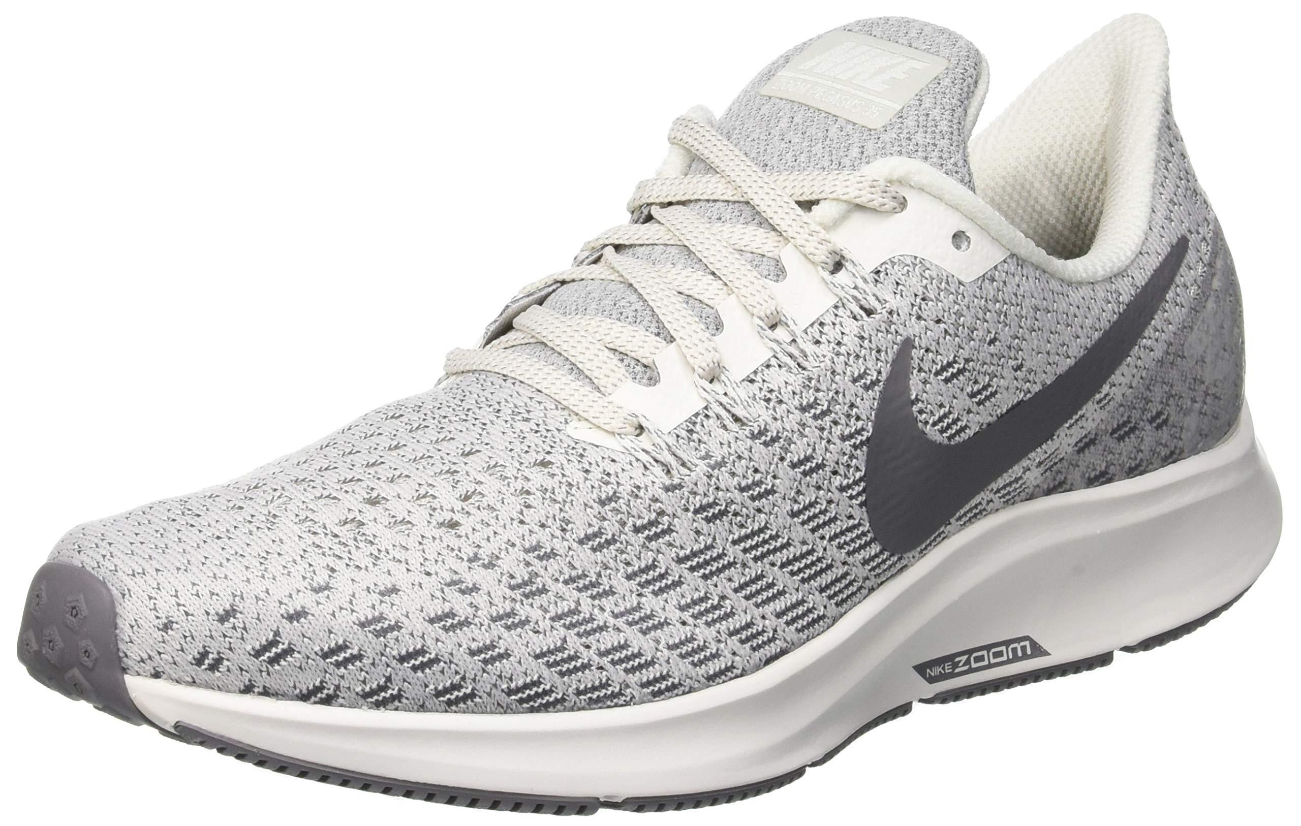 cf9608c7a3be Galleon - Nike Women s Zoom Pegasus 35 Running Shoe Phantom Gunsmoke Summit  White Size 9 M US