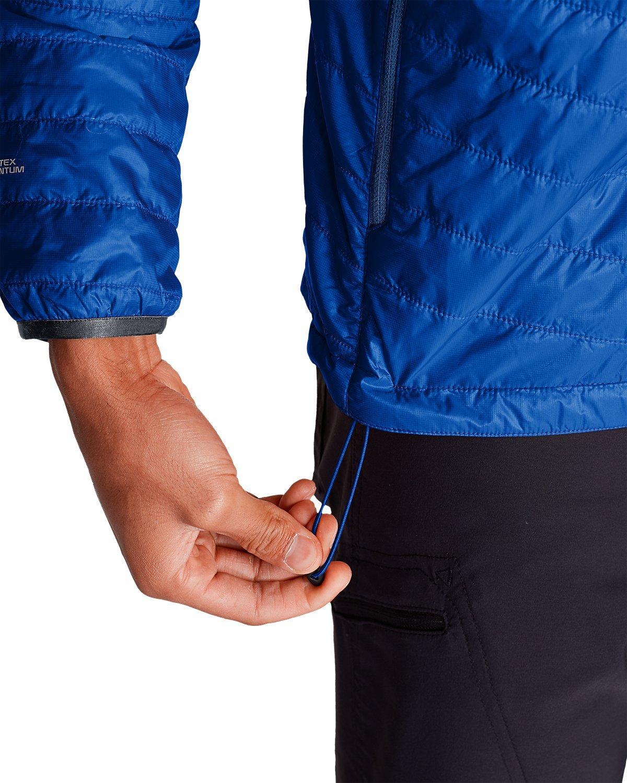 Eddie Bauer Men's IgniteLite Reversible Jacket, Dk Smoke Htr Regular XL by Eddie Bauer (Image #8)