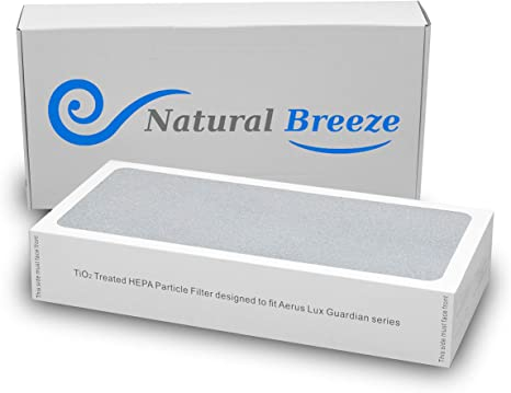 Natural-Breeze HEPA Filtro de Repuesto para purificador de Aire ...
