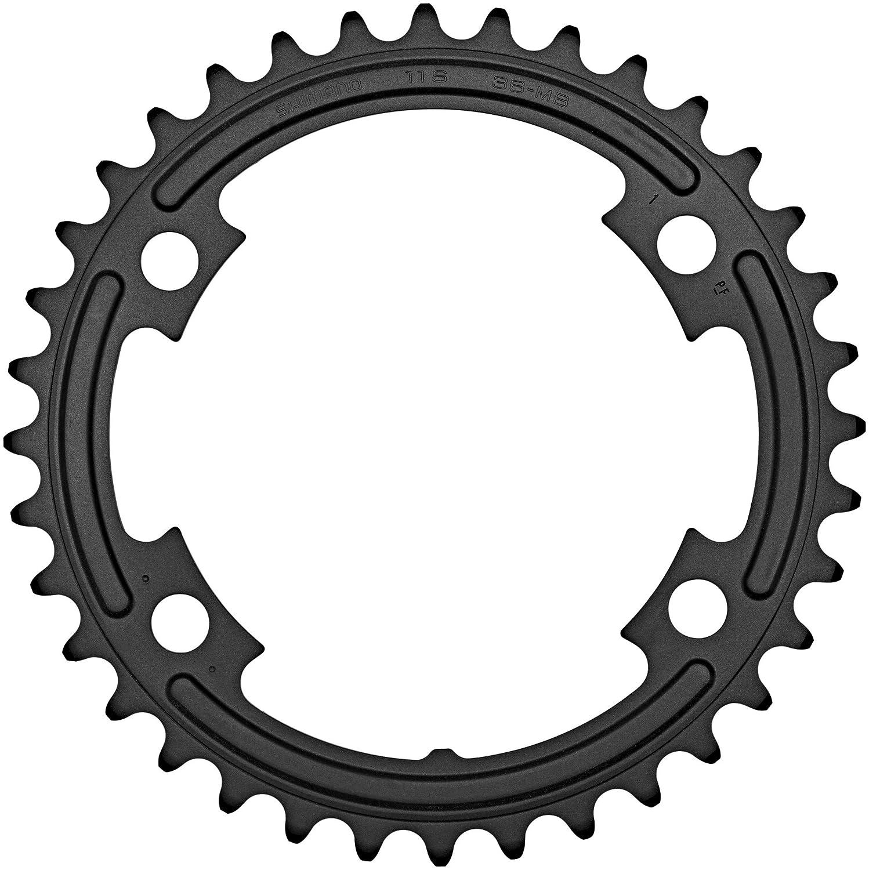 Shimano 105FC de 5800hojas de cadena de 11velocidades, color negro 2018Cadena Hojas color negro 2018Cadena Hojas Y1PH36020