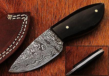 Amazon.com: Personalizado hecho a mano acero de Damasco ...