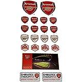 Arsenal F.C. Sticker Set Official Merchandise