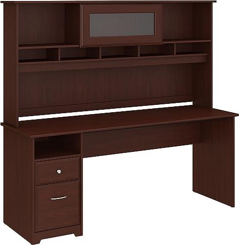 Bush Furniture Cabot 72W Computer Desk